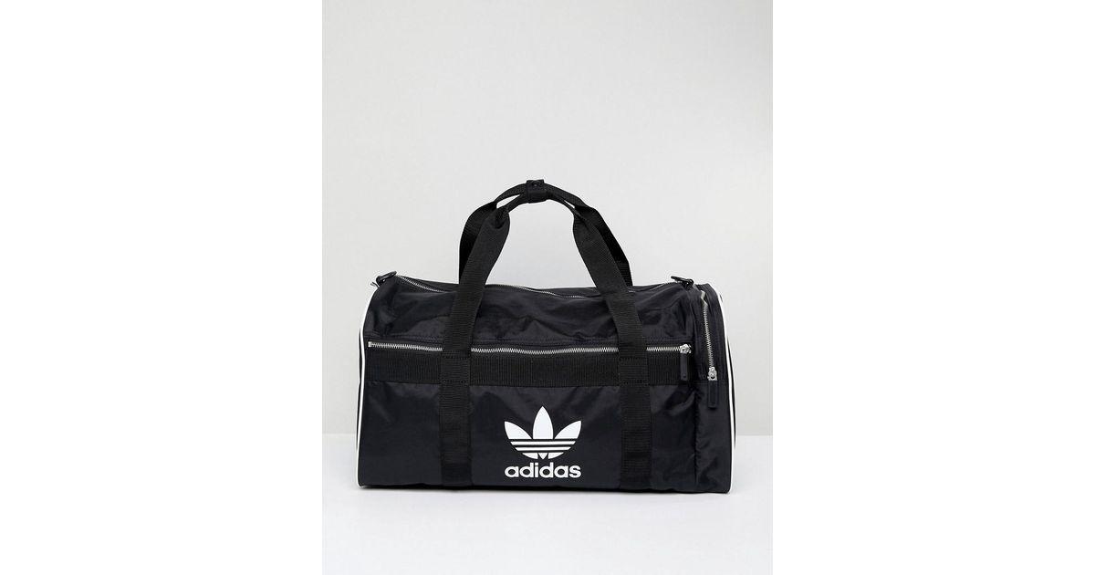 Logo Black Sac Coloris Voyage Trfle Originals En Adidas De QdoCxWrEeB