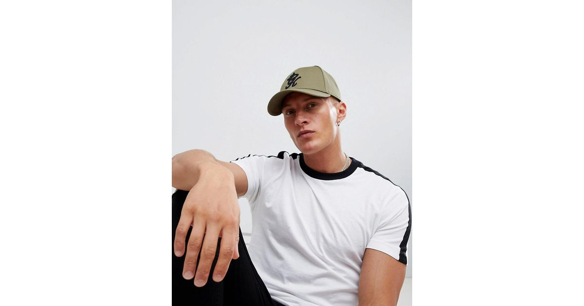 ea76c4ec901 Gym King Pitcher Cap In Olive in Green for Men - Lyst