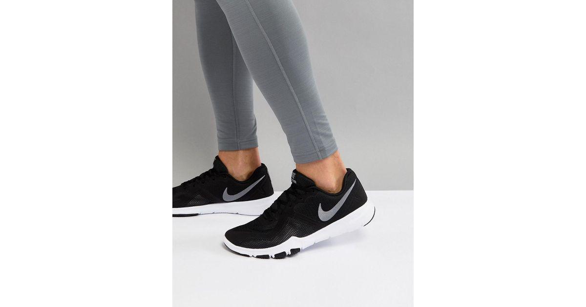 8253c4d419 Nike Flex Control Ii Training Shoe In Black 924204-010 in Black for Men -  Lyst
