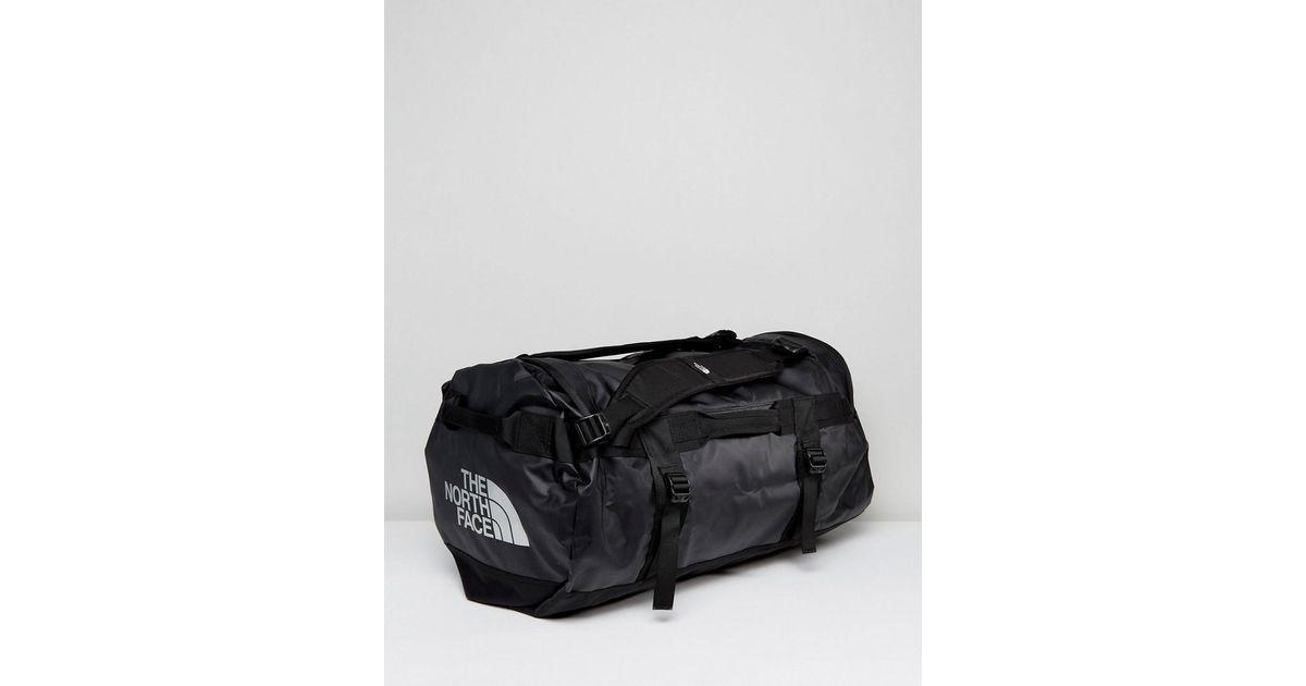 e8daf6f8ed5c The North Face Base Camp Duffel Bag Medium 71 Litres In Black in Black for  Men - Lyst