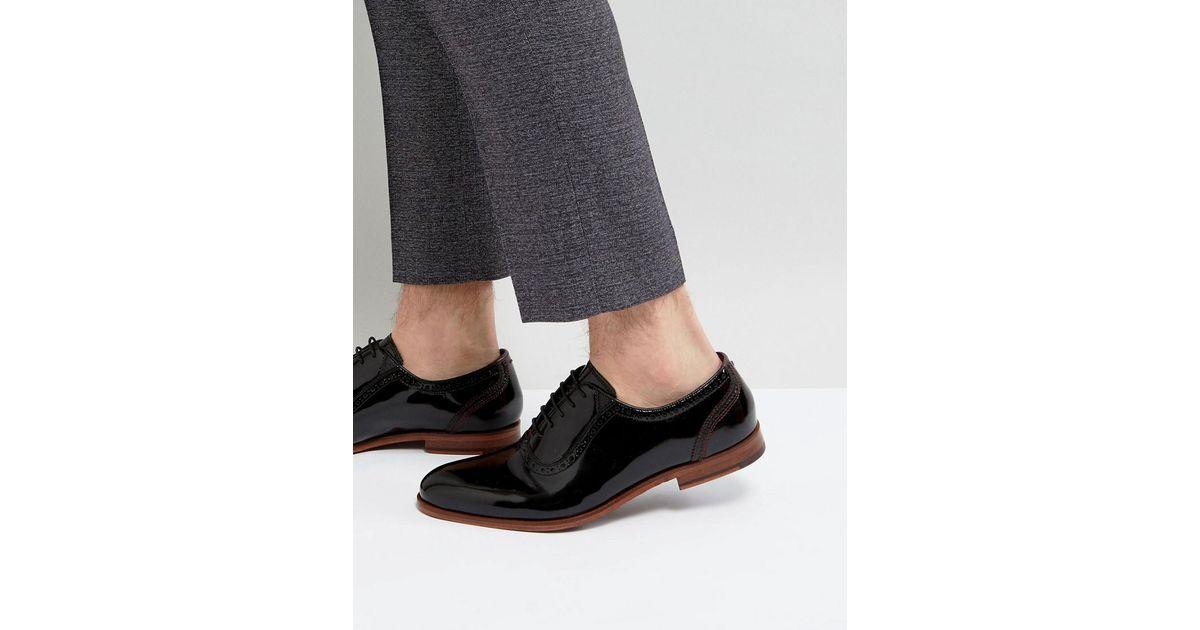 Boulanger Anice Brevets Ted Oxford Chaussures Richelieu - Noir dCpSG5