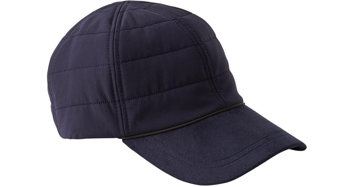 Lyst - Athleta Water Resistant Cap in Blue 3440d0a294b
