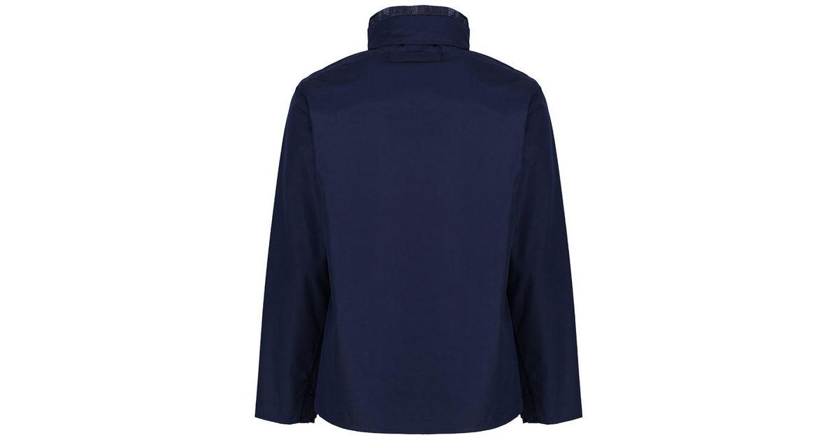 cb75f0a0e Gant - Blue Men's The Shore Jacket for Men - Lyst