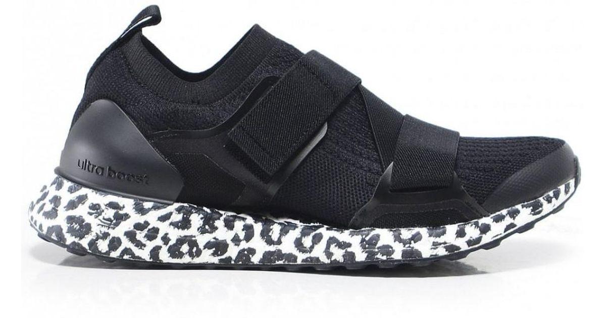 cb36720b175fc Lyst - adidas By Stella McCartney Adidas By Stella Mccartney Ultraboost X  Trainers in Black
