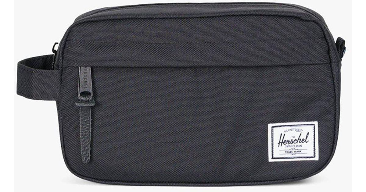 bee066ae306 Lyst - Herschel Supply Co. Chapter Travel Kit Carry-on in Black for Men