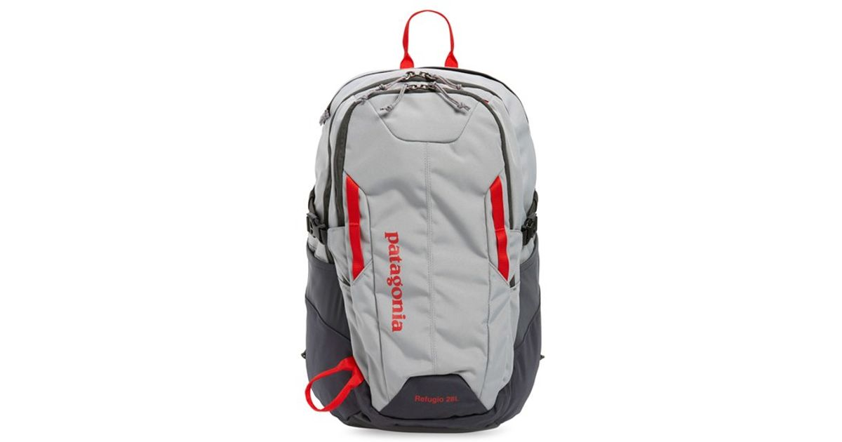 Patagonia Refugio 28l Backpack In Gray For Men