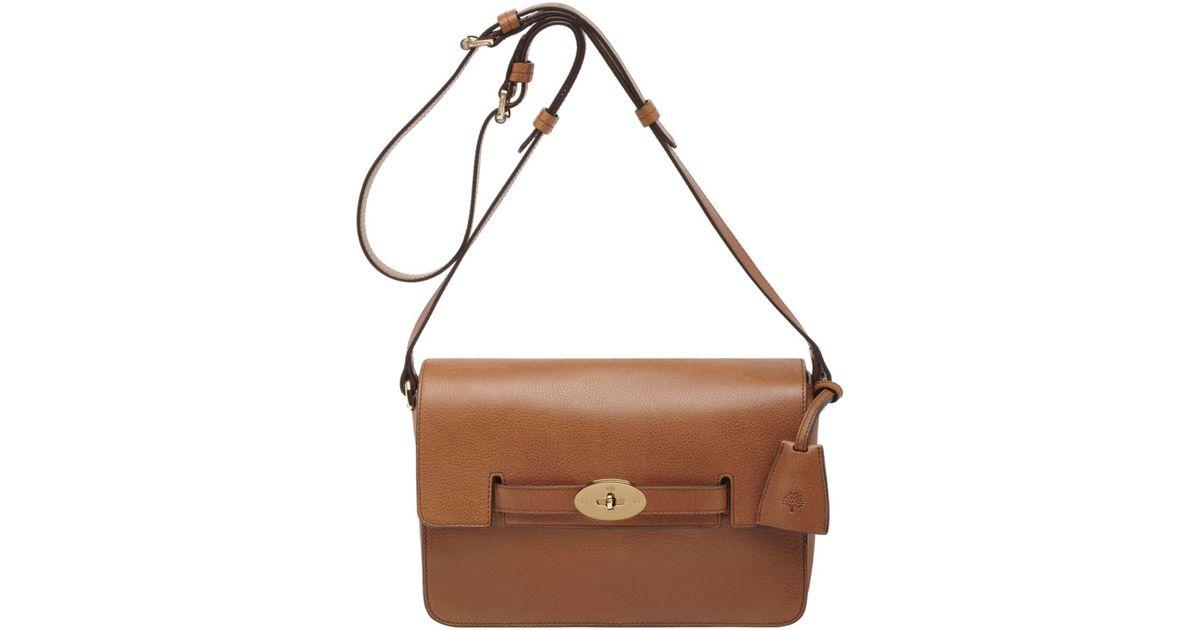 1e84841f6d811 Lyst - Mulberry Oak Bayswater Shoulder Bag in Brown