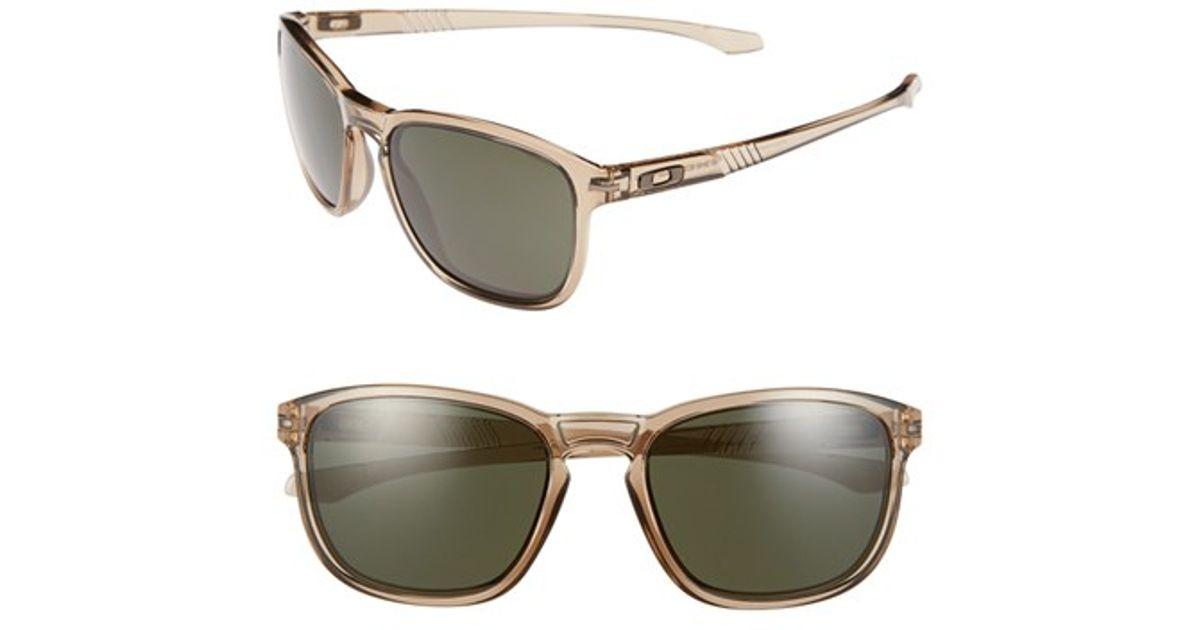 014897b9c5e76 Lyst - Oakley  shaun White Signature Series - Enduro  55mm Sunglasses -  Sepia  Dark Grey in Brown for Men