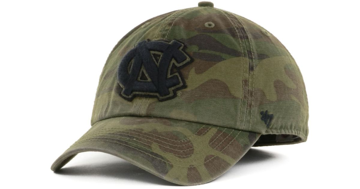 new product 1a9b2 869d5 ... coupon code for sweden lyst 47 brand north carolina tar heels movement  franchise cap for men