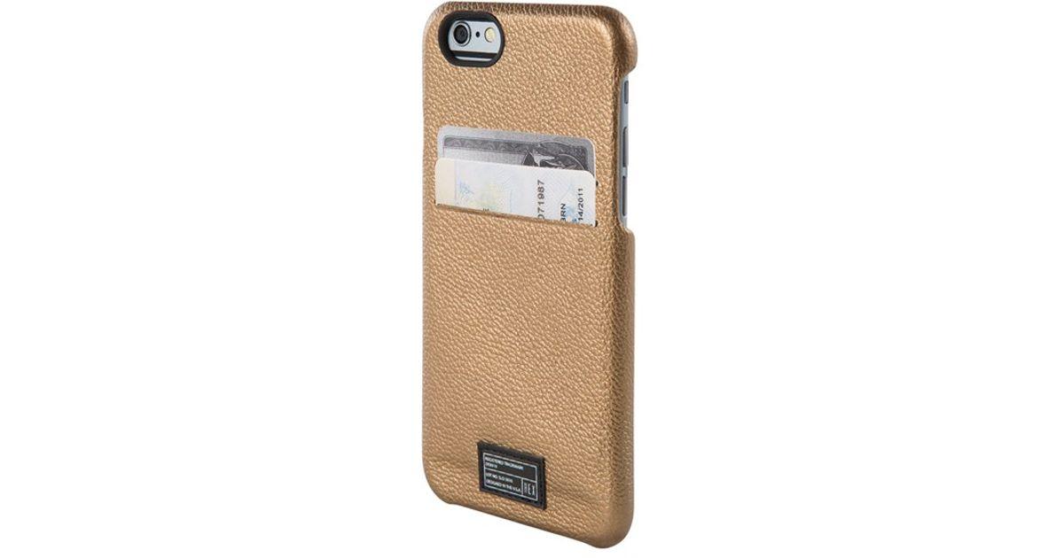 Hex Iphone  Wallet Case
