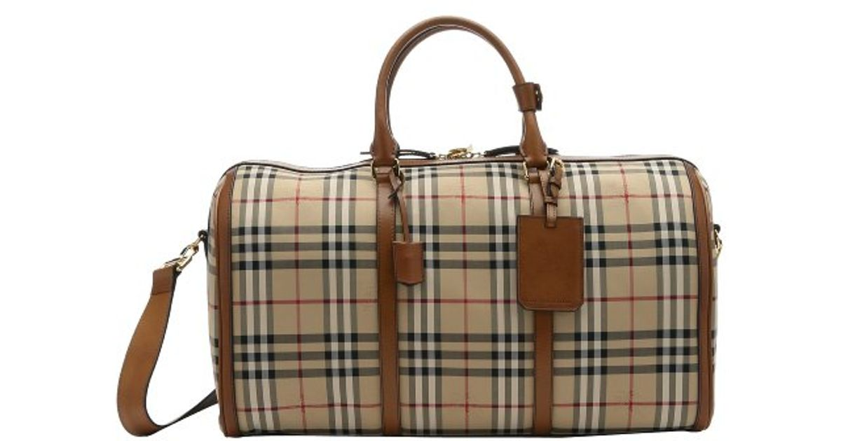 Burberry Travel Bag Sale
