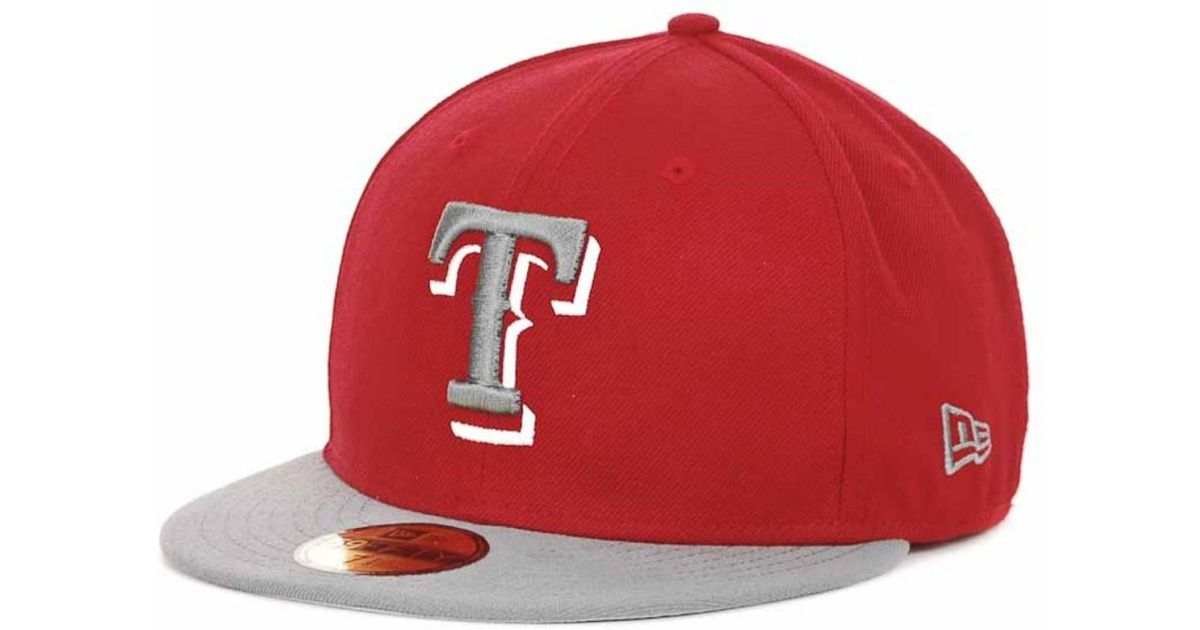online store 3e9bd cf84b cheap texas rangers new era mlb circle patch reflective 9fifty snapback cap  59c33 92050  italy lyst ktz texas rangers mlb 2t custom 59fifty cap in red  for ...