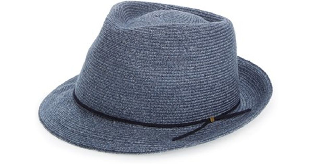 d1888290fcd Lyst - Mr. Kim By Eugenia Kim  tony  Woven Fedora in Gray for Men