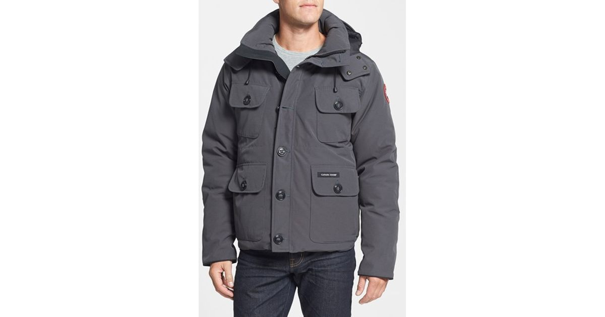 Canada goose 'selkirk' Slim Fit Water Resistant Down Parka With ...