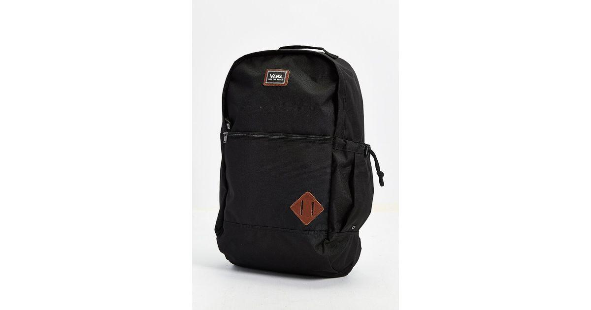 c4f0bcfc65 Vans Van Doren Ii Backpack in Black for Men - Lyst