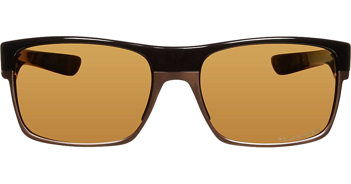 2a2937257ea Oakley Twoface Brown Sugar Sunglasses « Heritage Malta