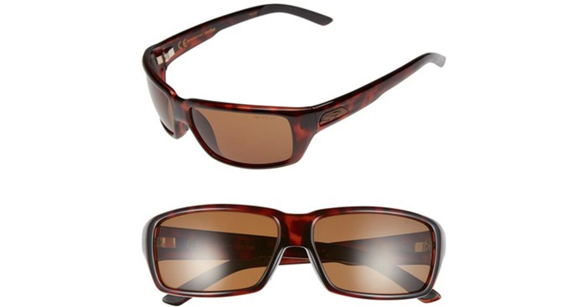 c37e5899da8 Lyst - Smith Optics  backdrop - Chromapop  61mm Polarized Sunglasses in  Brown for Men