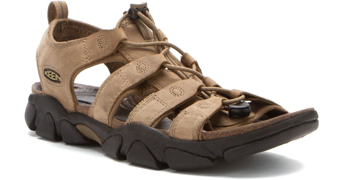 7511a77ab239 Lyst - Keen Daytona in Natural for Men