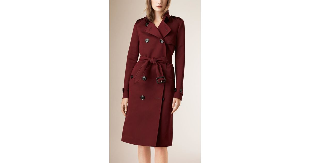ce1104887f2 Burberry Short Technical Trench Coat