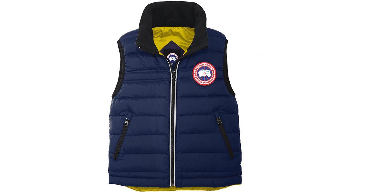 canada goose bobcat vest