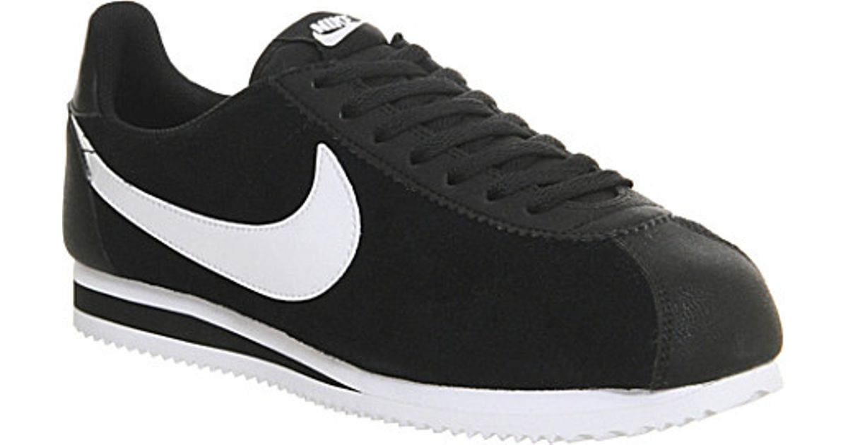 Nike Cortez Og Suede Trainers Ilpaesechenonceit