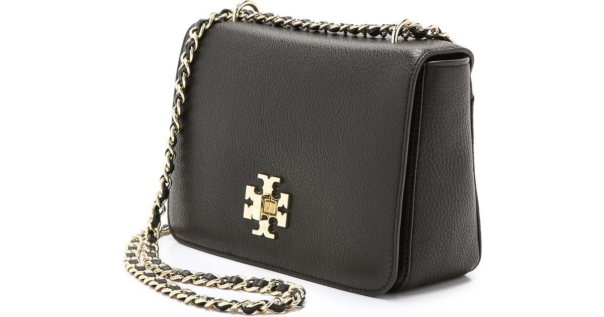 c04c55373001 Lyst - Tory Burch Mercer Adjustable Shoulder Bag in Black