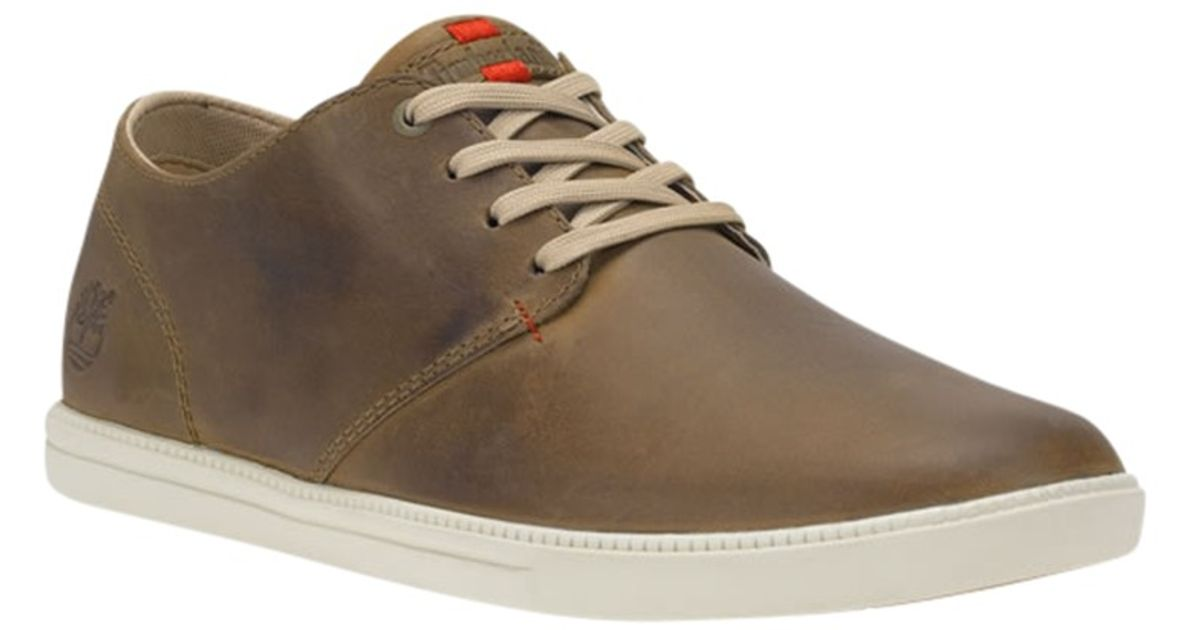 timberland earthkeepers fulk leather trainers
