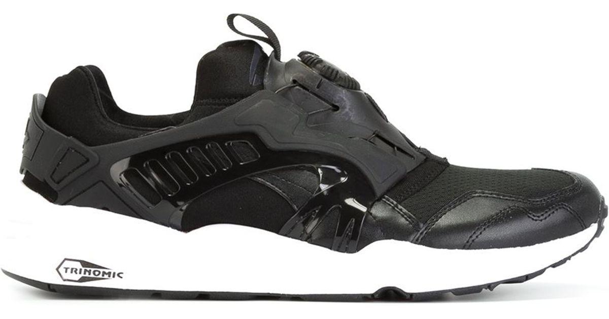 1b0ed892cb00 Lyst - PUMA  modern Trinomic Disc Blaze  Sneakers in Black for Men