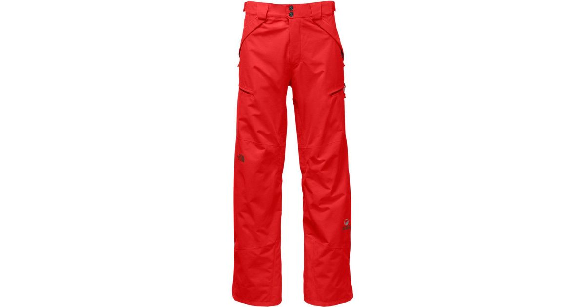 0769d0e75 The North Face - Red Nfz Pant for Men - Lyst