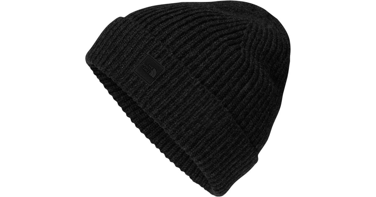f7ff64c6 The North Face Cryos Cashmere Beanie in Black for Men - Lyst