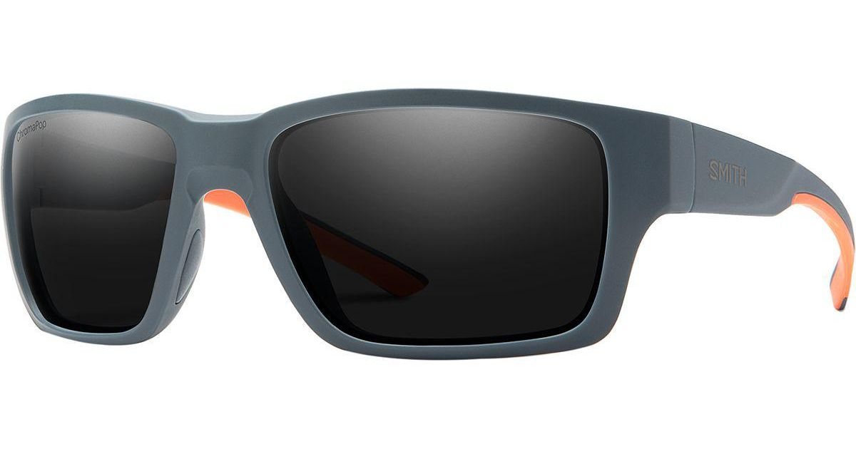 8df7ca21555 Lyst - Smith Outback Chromapop Sunglasses in Black for Men