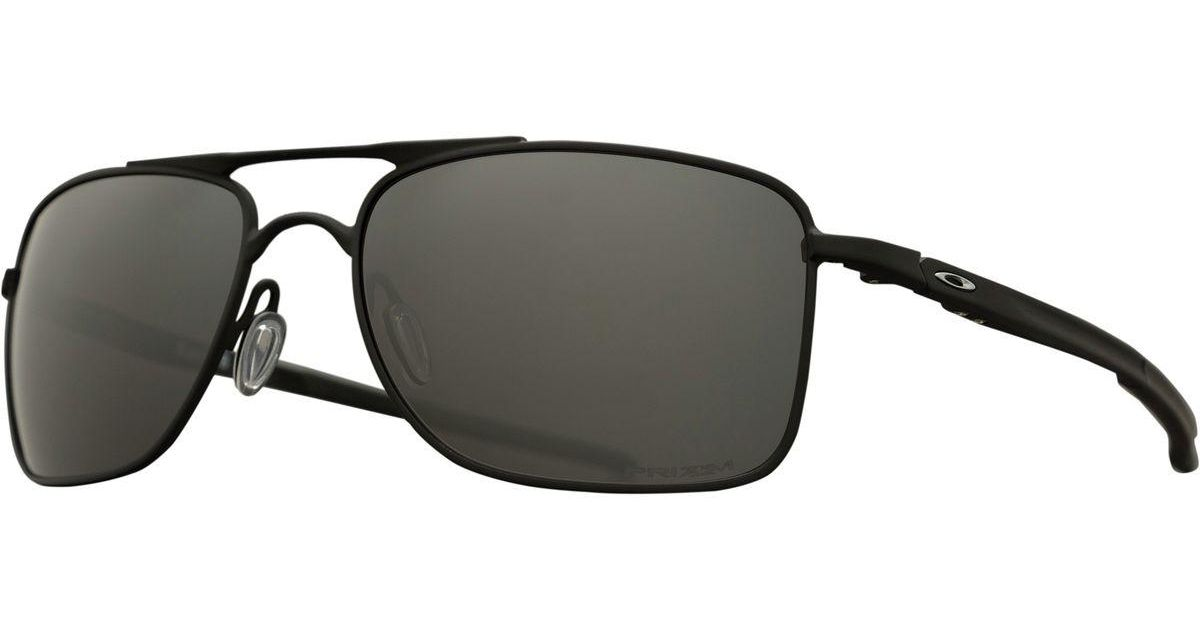 75c77c0c75 Lyst - Oakley Gauge 8 M Sunglasses - Polarized in Black for Men