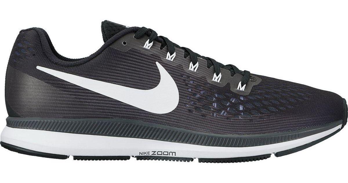 Nike Gray Air Zoom Pegasus 34 Running Shoe Lyst