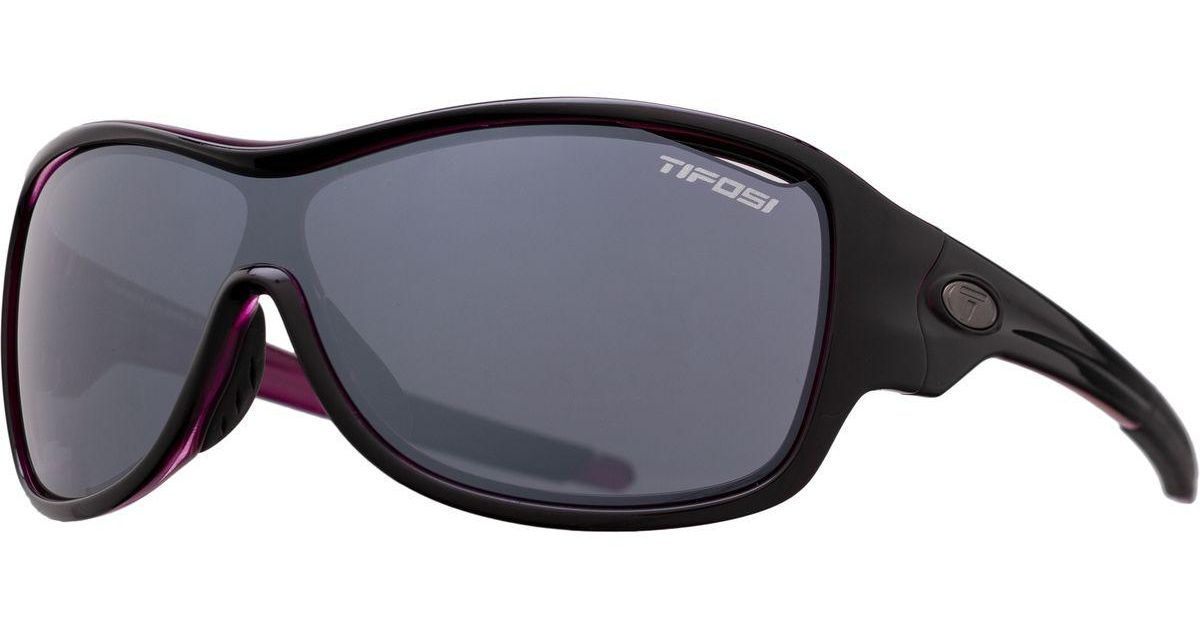61d363403e1 Lyst - Tifosi Optics Rumor Interchangeable Sunglasses in Black