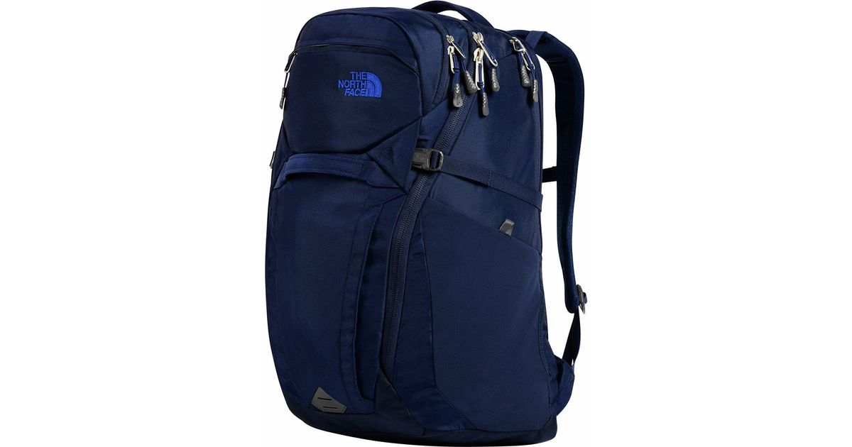 02d6f0f6d The North Face - Blue Router 40l Backpack for Men - Lyst