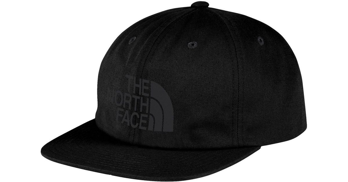 Lyst - The North Face El Cap Ball Cap in Black for Men 80a266e22e9f