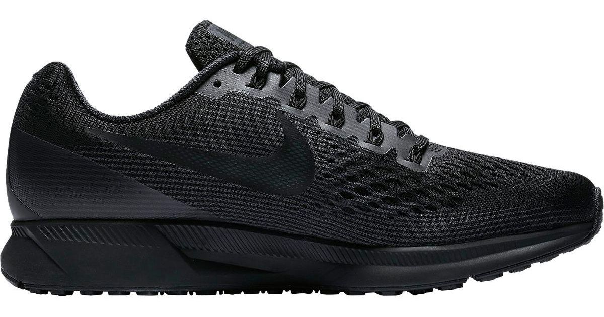 a90610d2bba Lyst - Nike Air Zoom Pegasus 34 Running Shoe in Black for Men