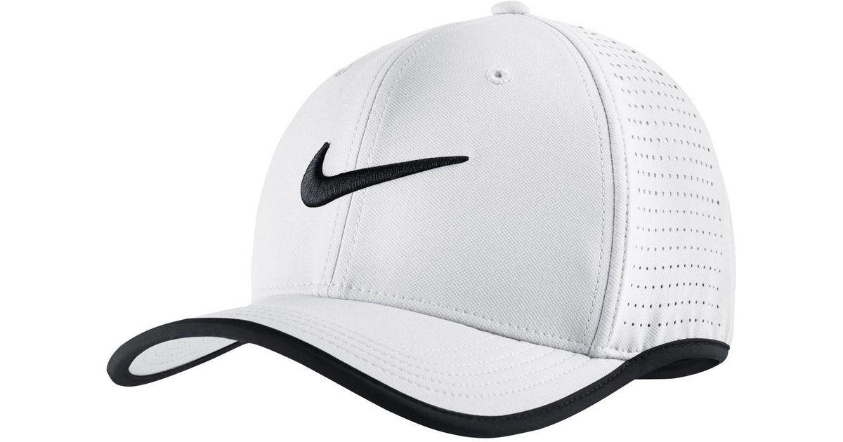 903aa46ce14 Lyst - Nike Train Vapor Classic 99 Hat in White for Men