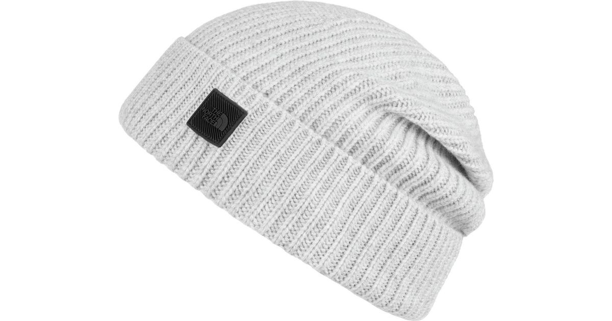 20b741c0 The North Face Cryos Cashmere Beanie in Gray for Men - Lyst