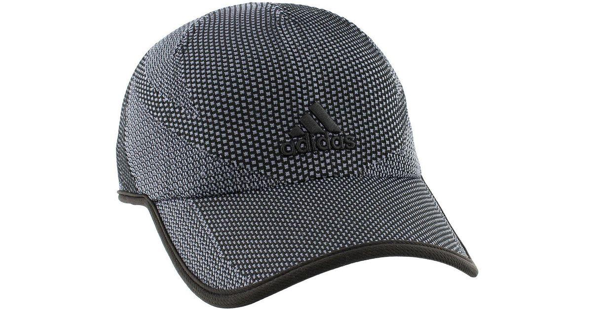 Lyst - adidas Originals Superlite Prime Cap in Black for Men 98669f65818