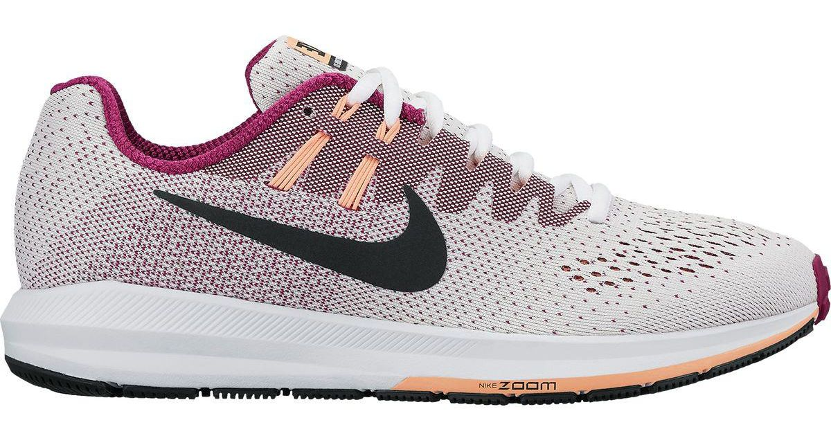 e3c666b96e6 Lyst - Nike Air Zoom Structure 20 Running Shoe
