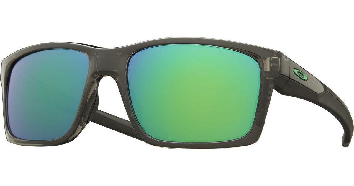 2dbce65e292f9 Lyst - Oakley Mainlink Sunglasses in Green for Men oakley mainlink