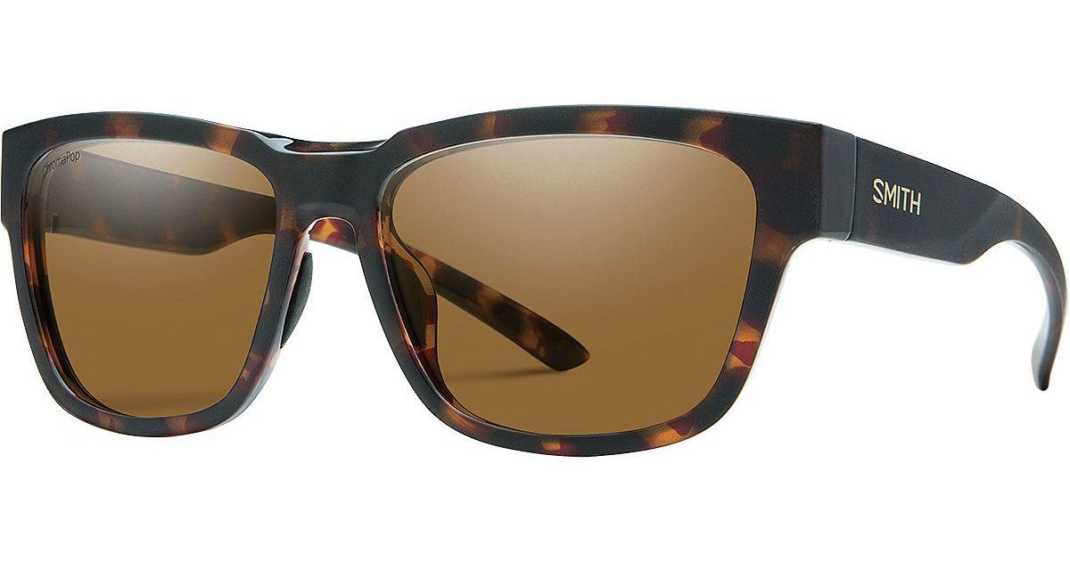 cf3d36e20069 Lyst - Smith Lowdown 2 Chromapop Polarized Sunglasses in Brown for Men