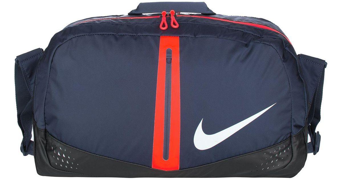 f368902713a2 Lyst - Nike Run 34l Duffel in Blue for Men