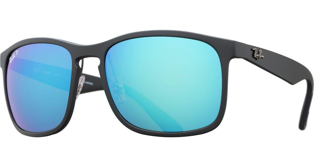 0fc3d9a926 Lyst - Ray-Ban Rb4264 Chromance Sunglasses - Polarized in Blue for Men