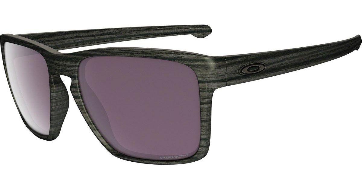 7c072a6657 Lyst - Oakley Sliver Xl Prizm Sunglasses - Polarized in Black for Men