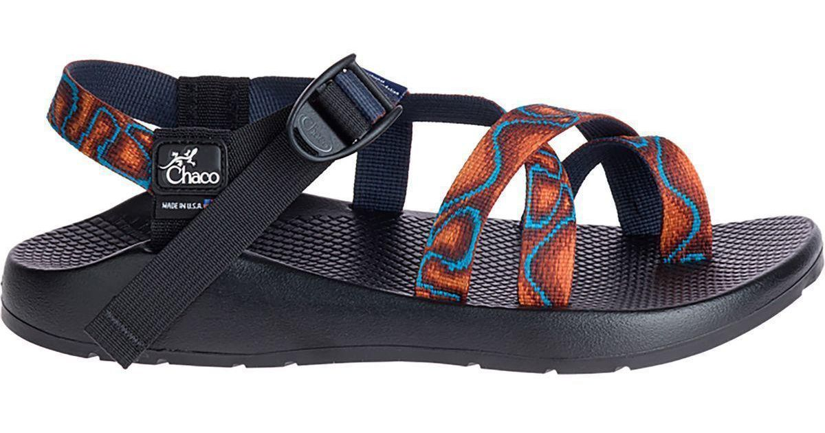 b3637ff976a2 Lyst - Chaco National Park Z 2 Sandal in Blue for Men