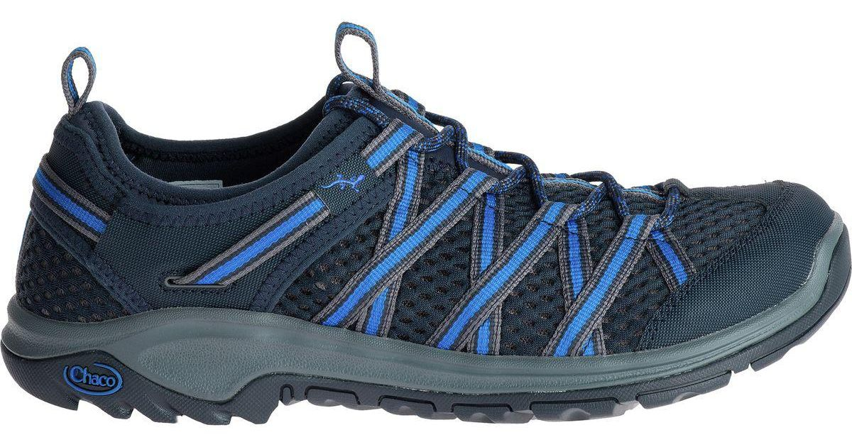 18b5d401b4e3 Lyst - Chaco Outcross Evo 2 Water Shoe in Blue for Men