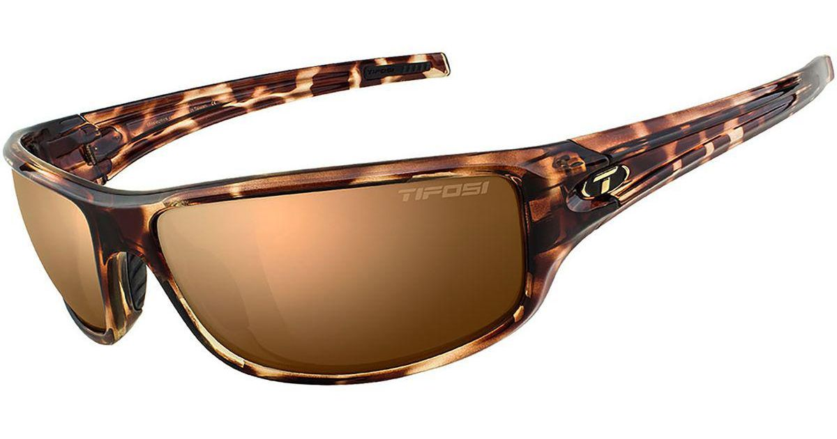 1f05d734252 Tifosi Optics - Brown Bronx Sunglasses - Polarized - Lyst