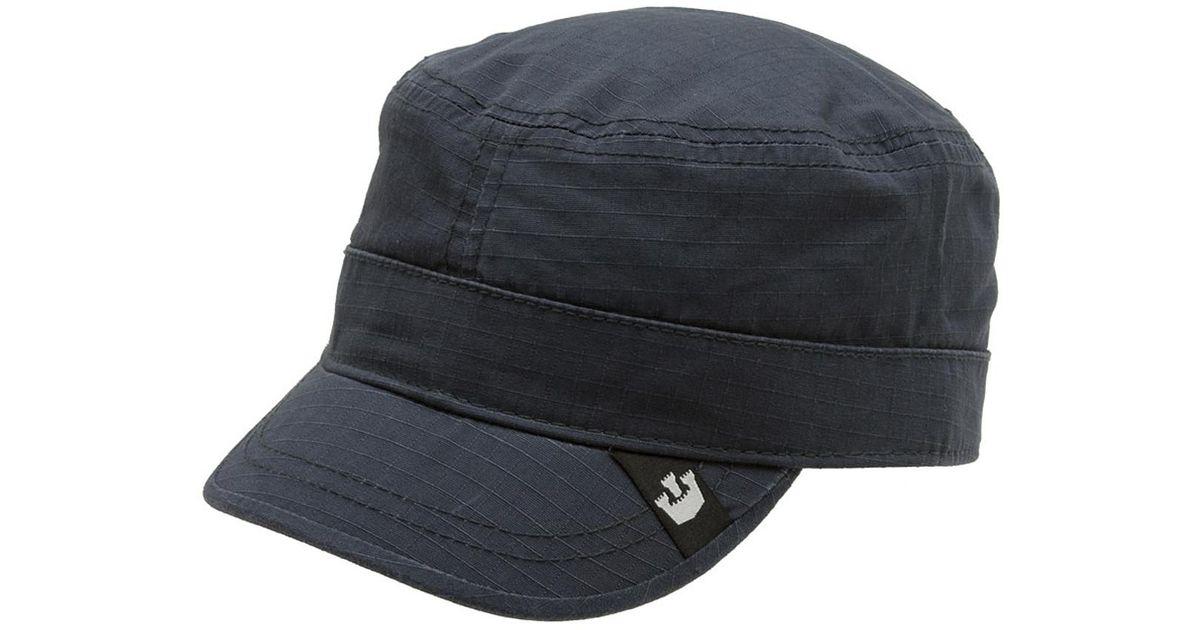 f2feb872358c85 Goorin Bros Private Cadet Hat in Gray for Men - Lyst